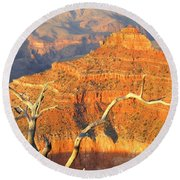 Grand Canyon 40 Round Beach Towel