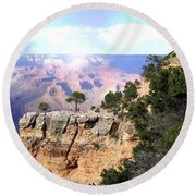 Grand Canyon 51 Round Beach Towel