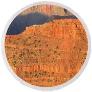 Grand Canyon 54 Round Beach Towel