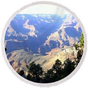 Grand Canyon 56 Round Beach Towel