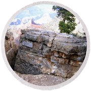 Grand Canyon 57 Round Beach Towel