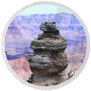 Grand Canyon 58 Round Beach Towel