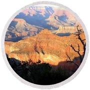 Grand Canyon 62 Round Beach Towel