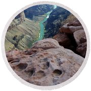 Grand Canyon Arizona Round Beach Towel