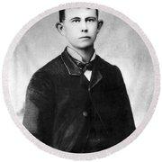 Grattan Dalton (1864-1892) Round Beach Towel
