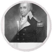 Henry Lee (1756-1818) Round Beach Towel