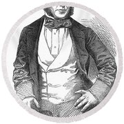 Henry Rusell (1812-1900) Round Beach Towel