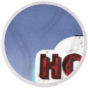 Hot Round Beach Towel