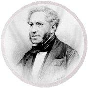 Ignaz Moscheles (1794-1870) Round Beach Towel