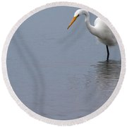 In Search Of Round Beach Towel
