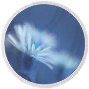 Innocence 11 Round Beach Towel by Variance Collections