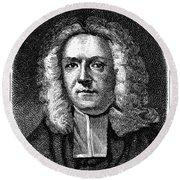 James Blair (1655-1743) Round Beach Towel