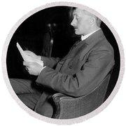 John Masefield (1878-1967) Round Beach Towel