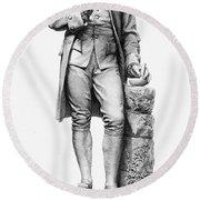 Joseph Priestley (1733-1804) Round Beach Towel