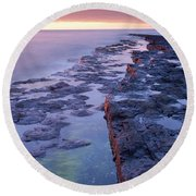 Killala Bay, Co Sligo, Ireland Bay At Round Beach Towel