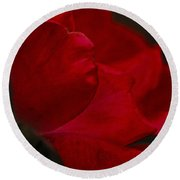 Kissed Round Beach Towel