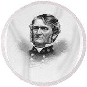 Leonidas Polk (1806-1864) Round Beach Towel