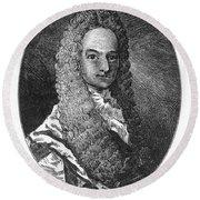 Lewis Morris (1671-1746) Round Beach Towel