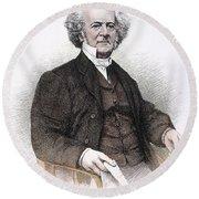 Lewis Tappan (1788-1873) Round Beach Towel