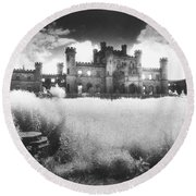 Lowther Castle Round Beach Towel