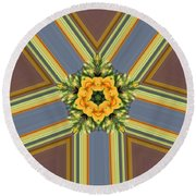Macey Round Beach Towel