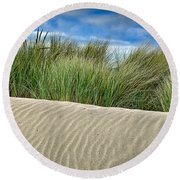 Mad River Dune Round Beach Towel