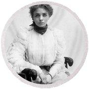 Maude Adams (1872-1953) Round Beach Towel