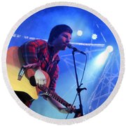 Michael Hartenberger Round Beach Towel