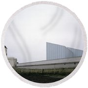 The Turner Contemporary Round Beach Towel