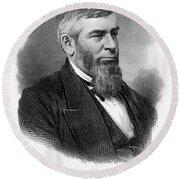 Morrison R. Waite (1816-1888) Round Beach Towel