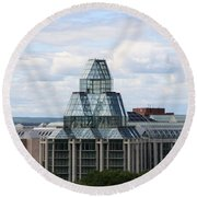 National Gallery Of Canada - Ottawa Round Beach Towel