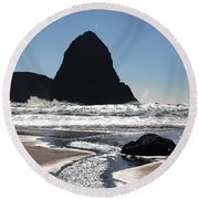 Natures Release Value Round Beach Towel