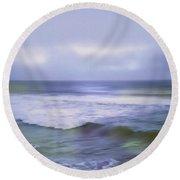 Ocean Dreamscape Round Beach Towel
