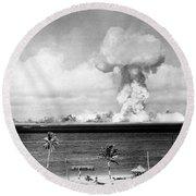 Operation Crossroads, Able Detonation Round Beach Towel