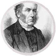 Patrick Bell (1799-1869) Round Beach Towel