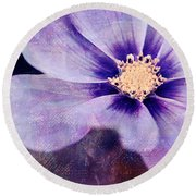 Petaline - 06bt04b Round Beach Towel