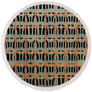 Providence Reflections Round Beach Towel
