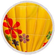 Ready To Fly High Round Beach Towel