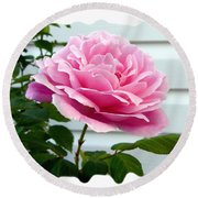 Royal Kate Rose Round Beach Towel