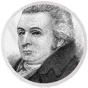 Royall Tyler (1757-1826) Round Beach Towel