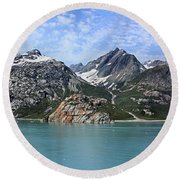 Russell Island Round Beach Towel