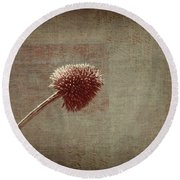 Sans Nom - S03p11t05 Round Beach Towel by Variance Collections
