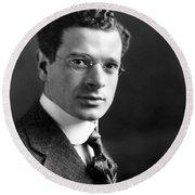 Sidney Hillman (1887-1946) Round Beach Towel