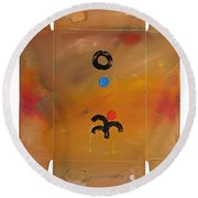 Sirocco Round Beach Towel
