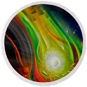 Sphere Q72xl                 Round Beach Towel