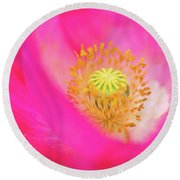 Stigma Round Beach Towel