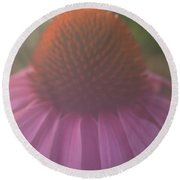 Sultry Round Beach Towel