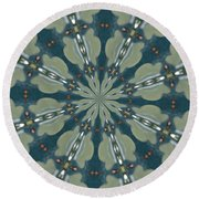 The Lace Round Beach Towel