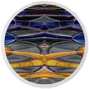 The Oricle Round Beach Towel