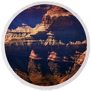 The Spectacular Grand Canyon Round Beach Towel